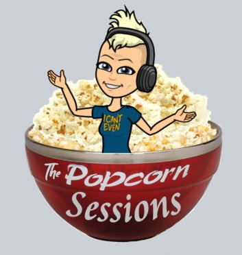 Popcorn Sessions Artwork
